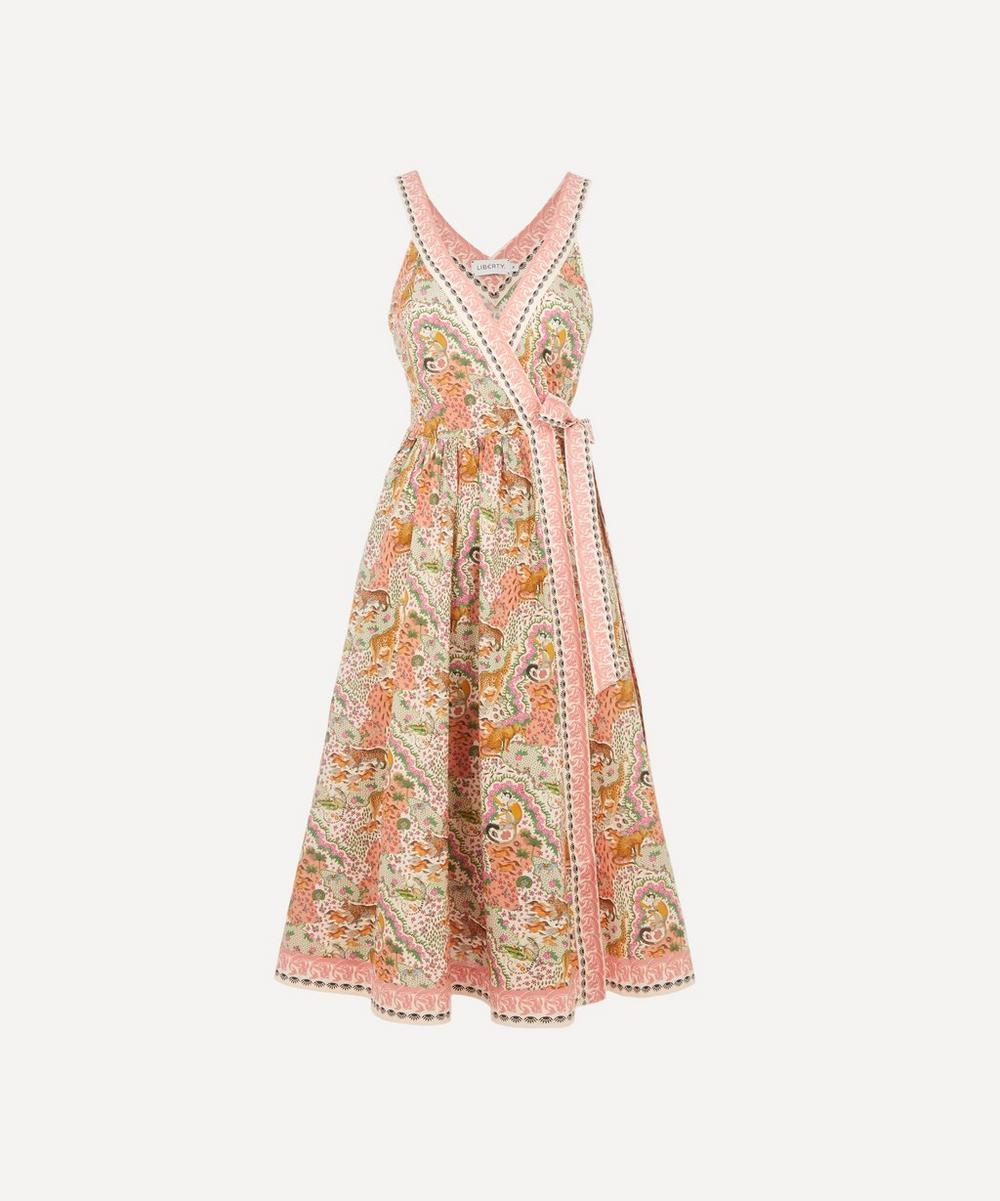 Liberty - Maxine Tana Lawn™ Cotton Wrap Dress