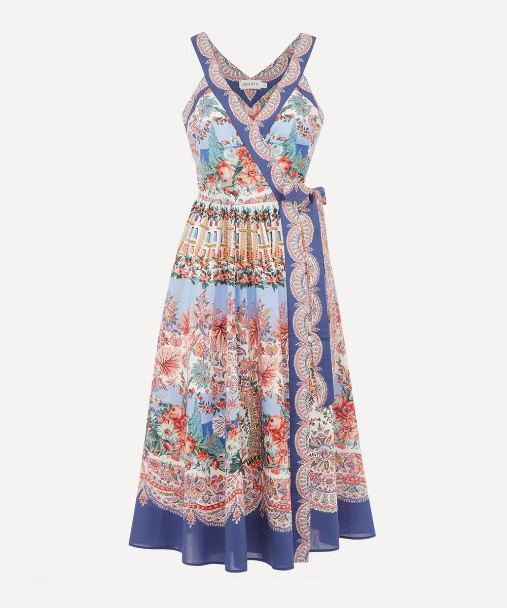 Liberty - Dina Tana Lawn™ Cotton Wrap Dress