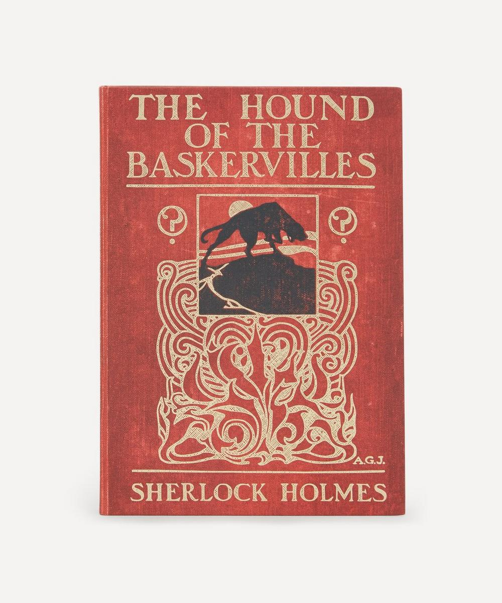 Unspecified - The Hound of Baskervilles Lined Journal