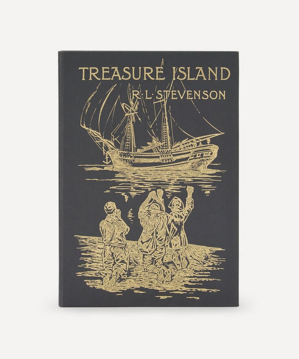 Unspecified - Treasure Island Lined Journal