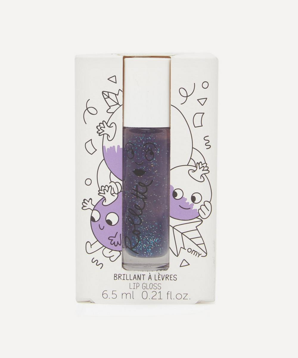 Nailmatic - Blackcurrant Rollette Lip Gloss