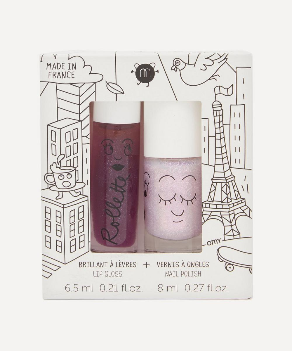 Nailmatic - Lovely City Rollette Varnish Duo
