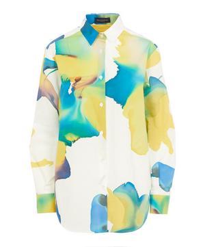 Paint Print Classic Shirt