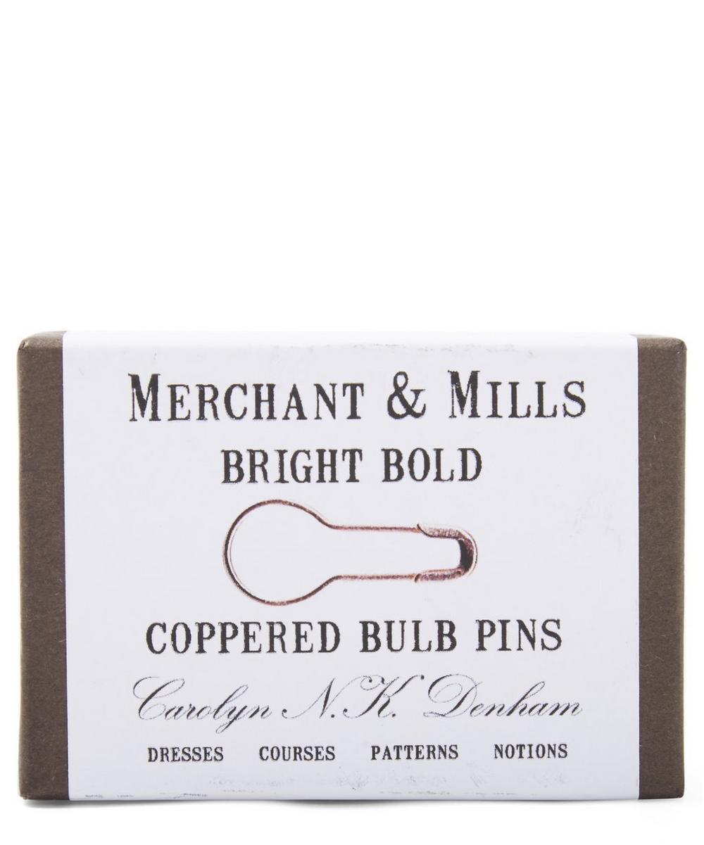 Merchant & Mills - Coppered Bulb Pins