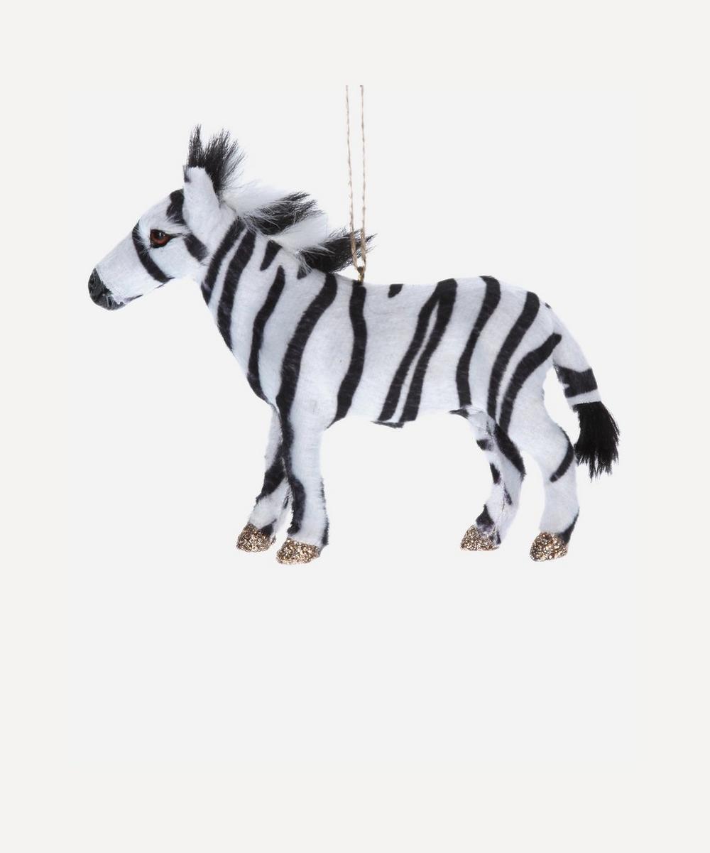Unspecified - Zebra Hanging Decoration