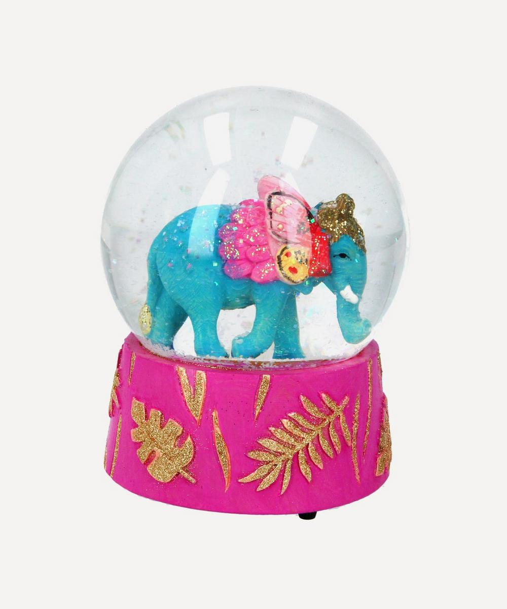 Unspecified - Elephant Dome Ornament