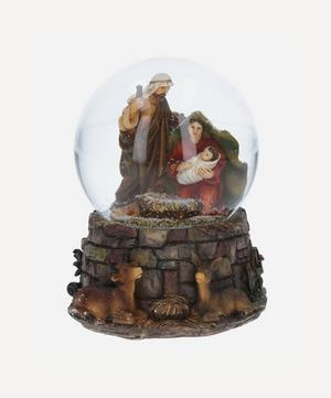 Nativity Stable Music Dome