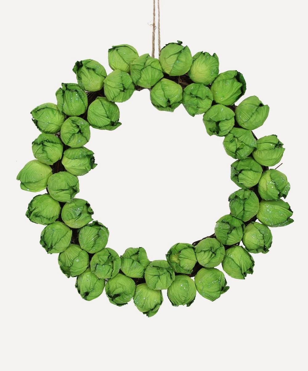 Unspecified - Paper Sprout Wreath