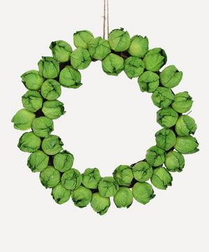 Paper Sprout Wreath
