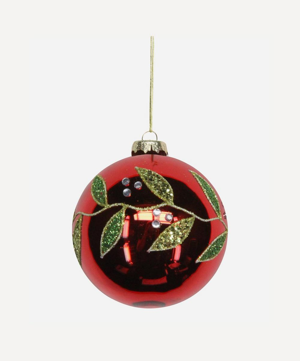 Unspecified - Mistletoe Band Bauble
