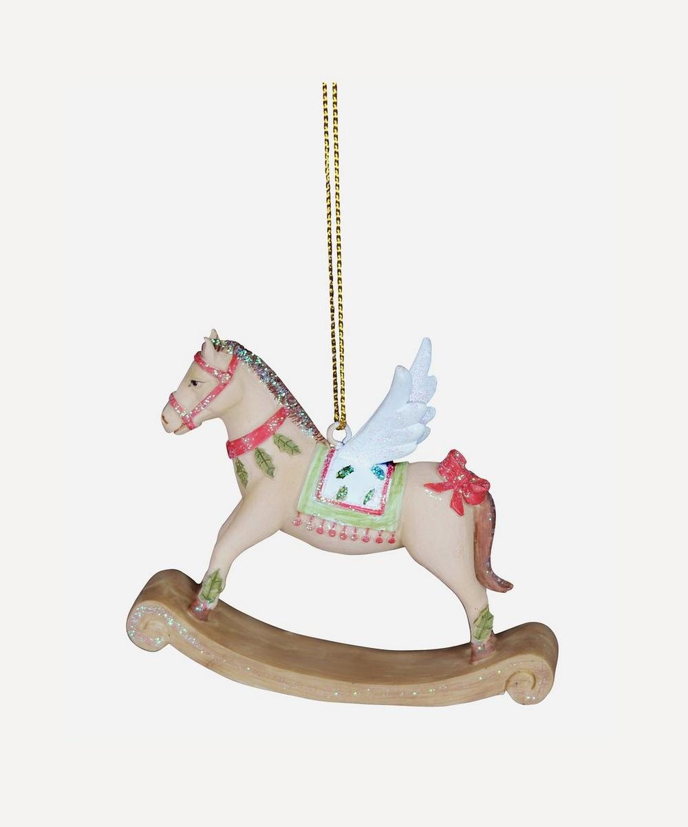 Unspecified - Rocking Horse Decoration