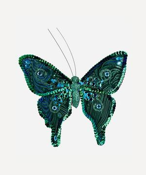 Embellished Butterfly Decoration