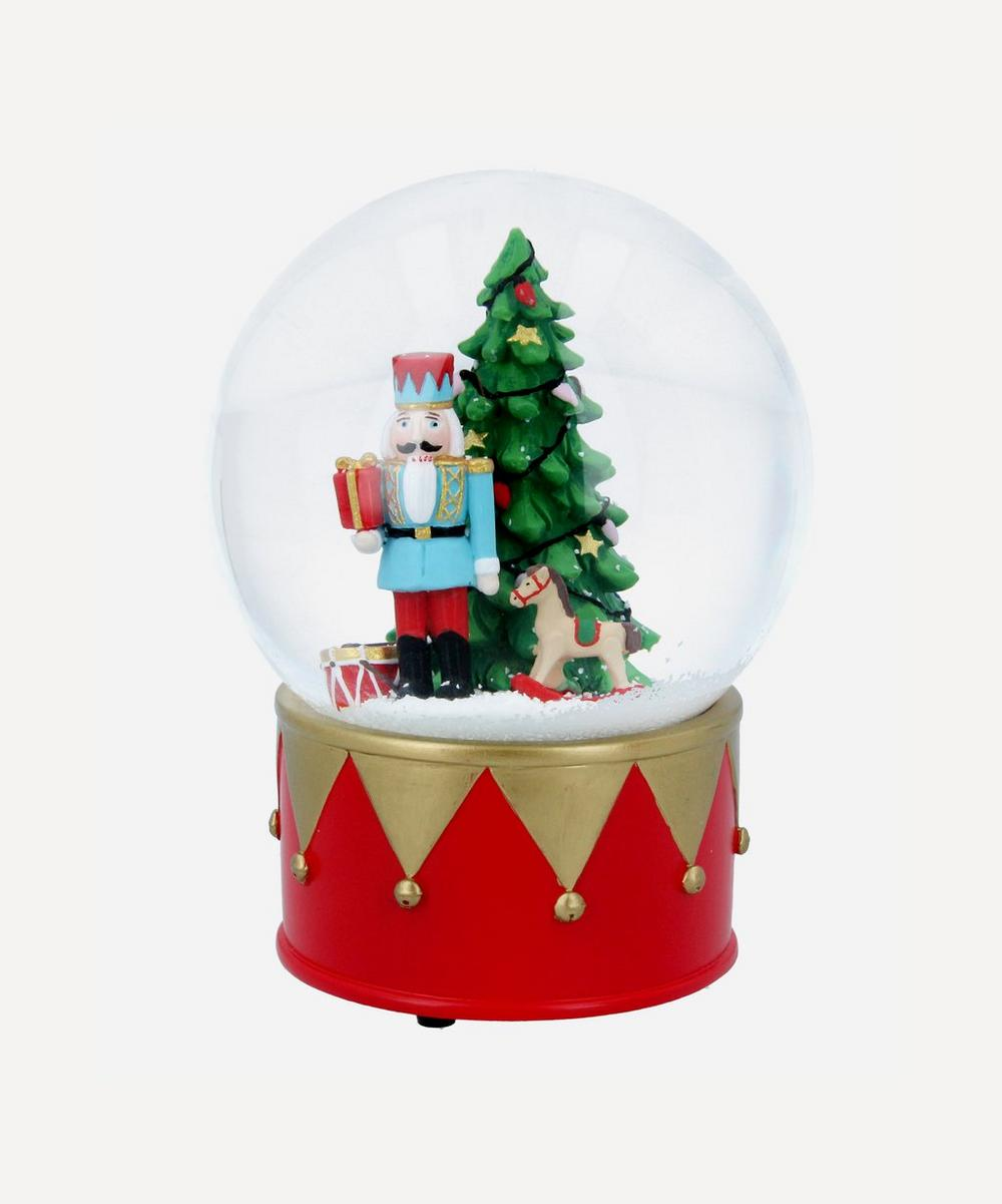Unspecified - Nutcracker Dome Ornament