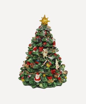 Christmas Tree Music Box Decoration