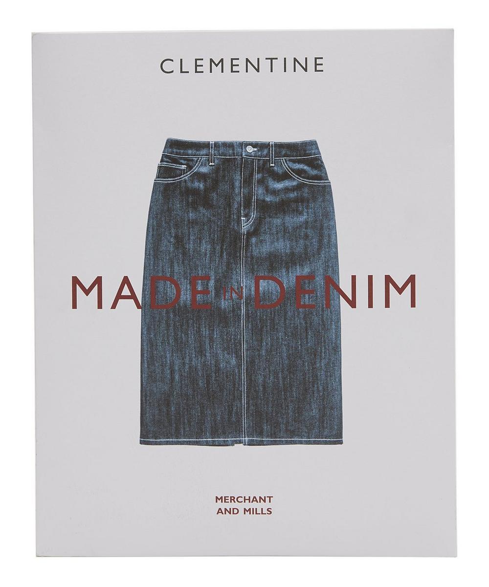 Merchant & Mills - Clementine Jean Skirt Sewing Pattern