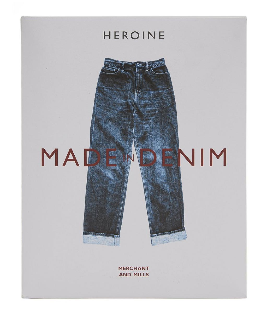 Merchant & Mills - Heroine Jeans Sewing Pattern