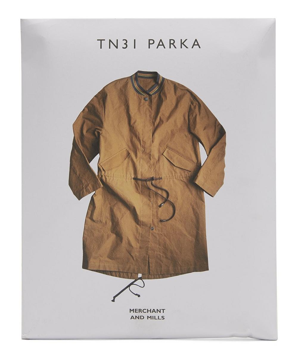 Merchant & Mills - The TN31 Parka Sewing Pattern