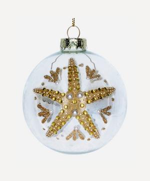 Pearl Starfish Decoration