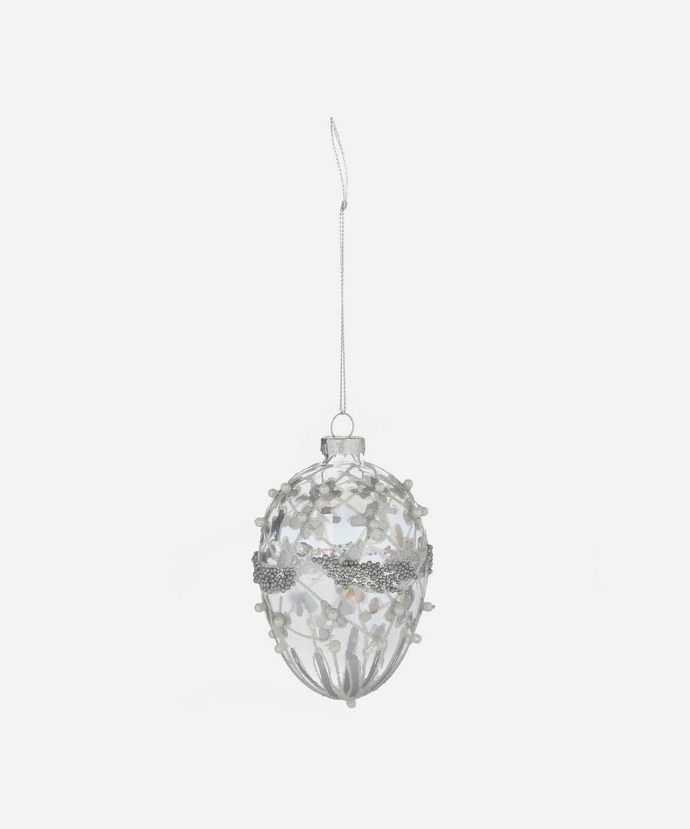 Unspecified - Translucent Egg Tree Decoration