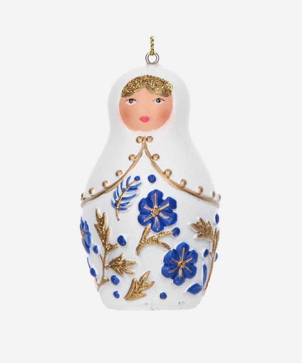 Unspecified - Babushka Doll Decoration