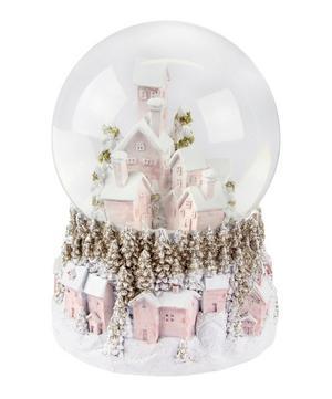 Snow Village Dome Ornament