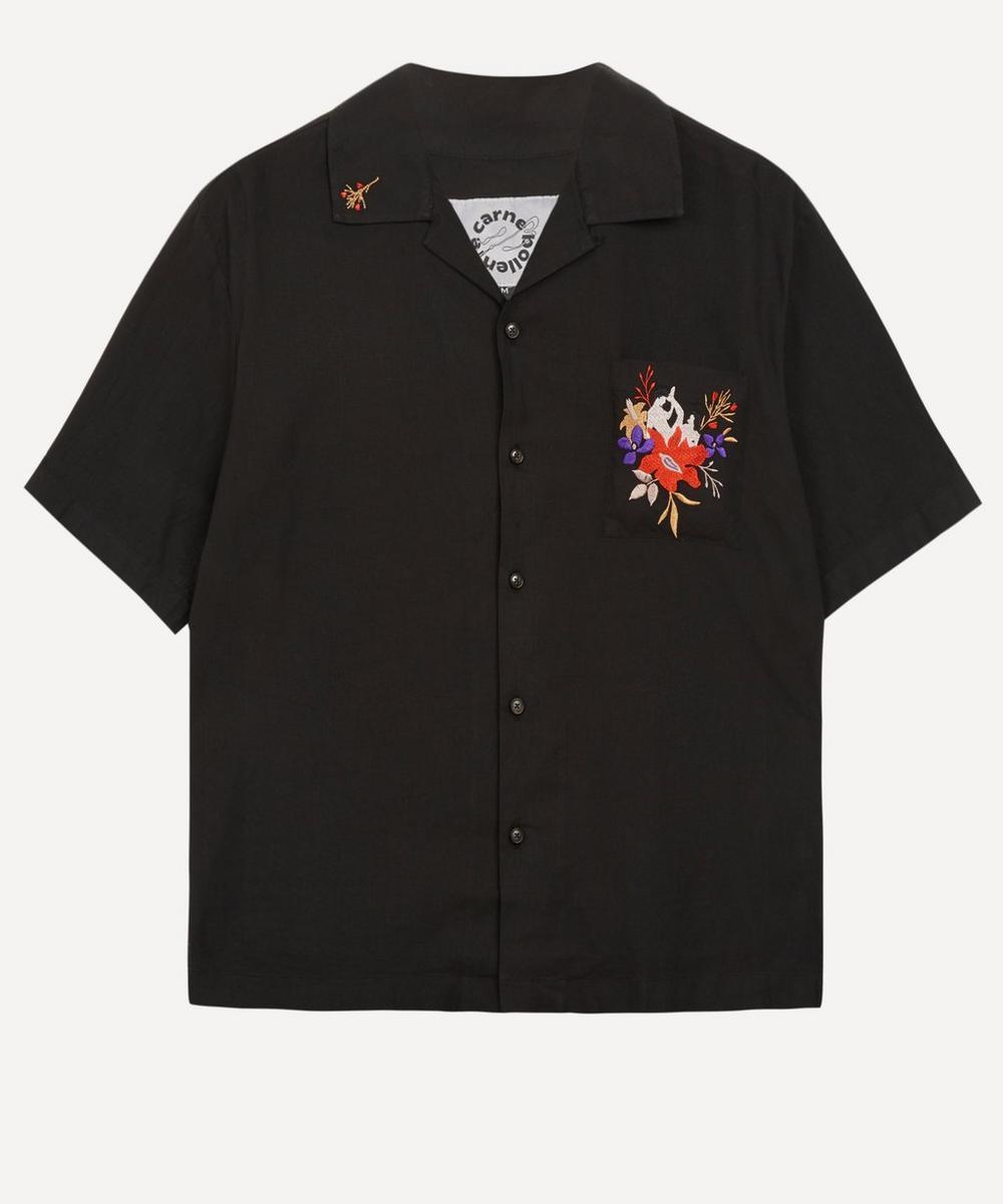 Carne Bollente - The Forest Boof Short-Sleeve Shirt