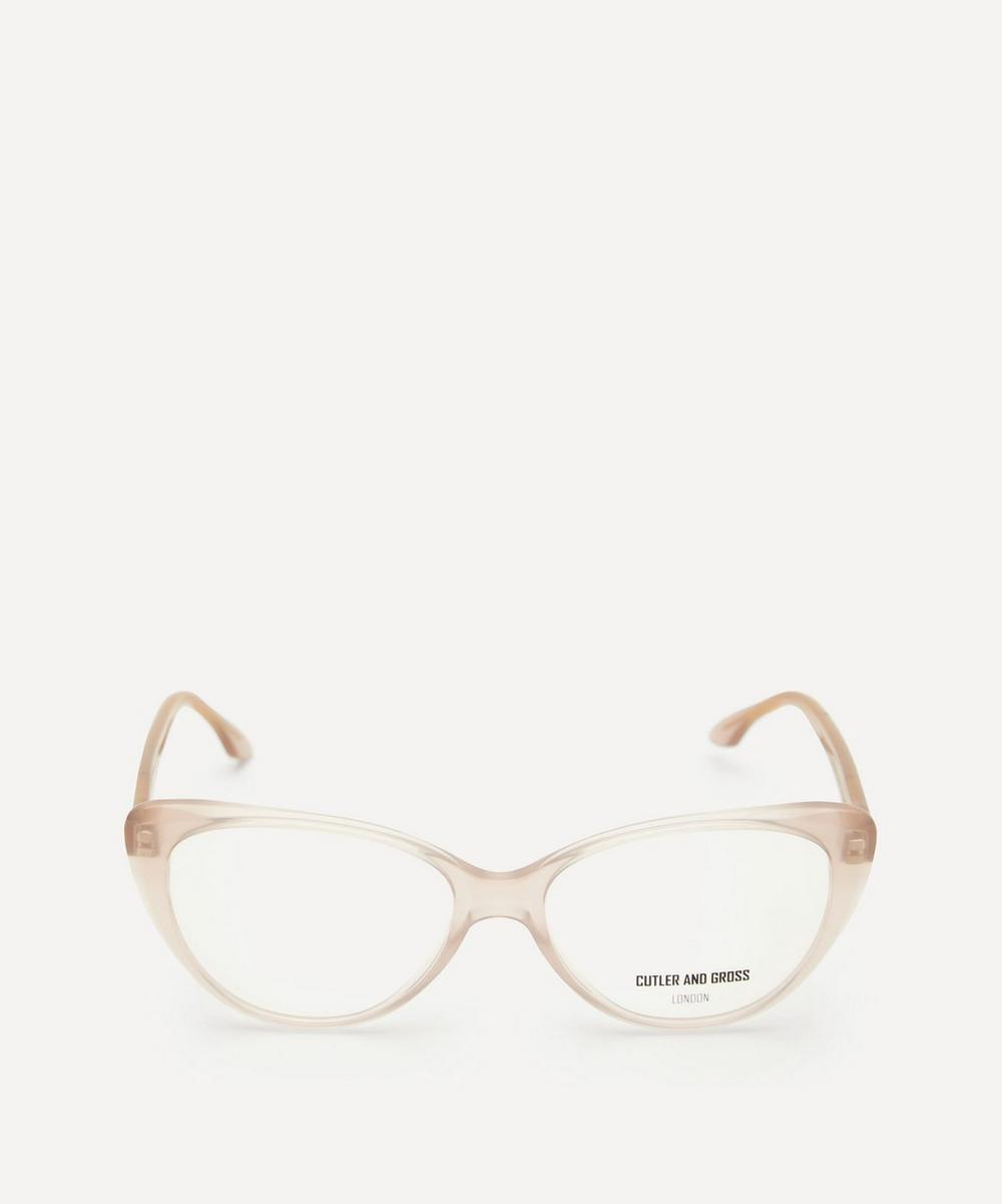 Cutler And Gross - 1370-03 Cat-Eye Optical Glasses
