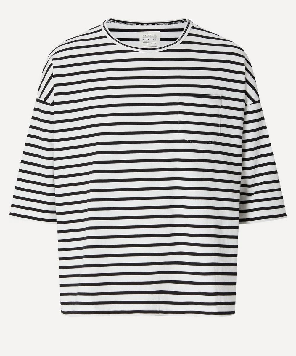 Kuro - Paralleled Yarn High Gauge T-shirt