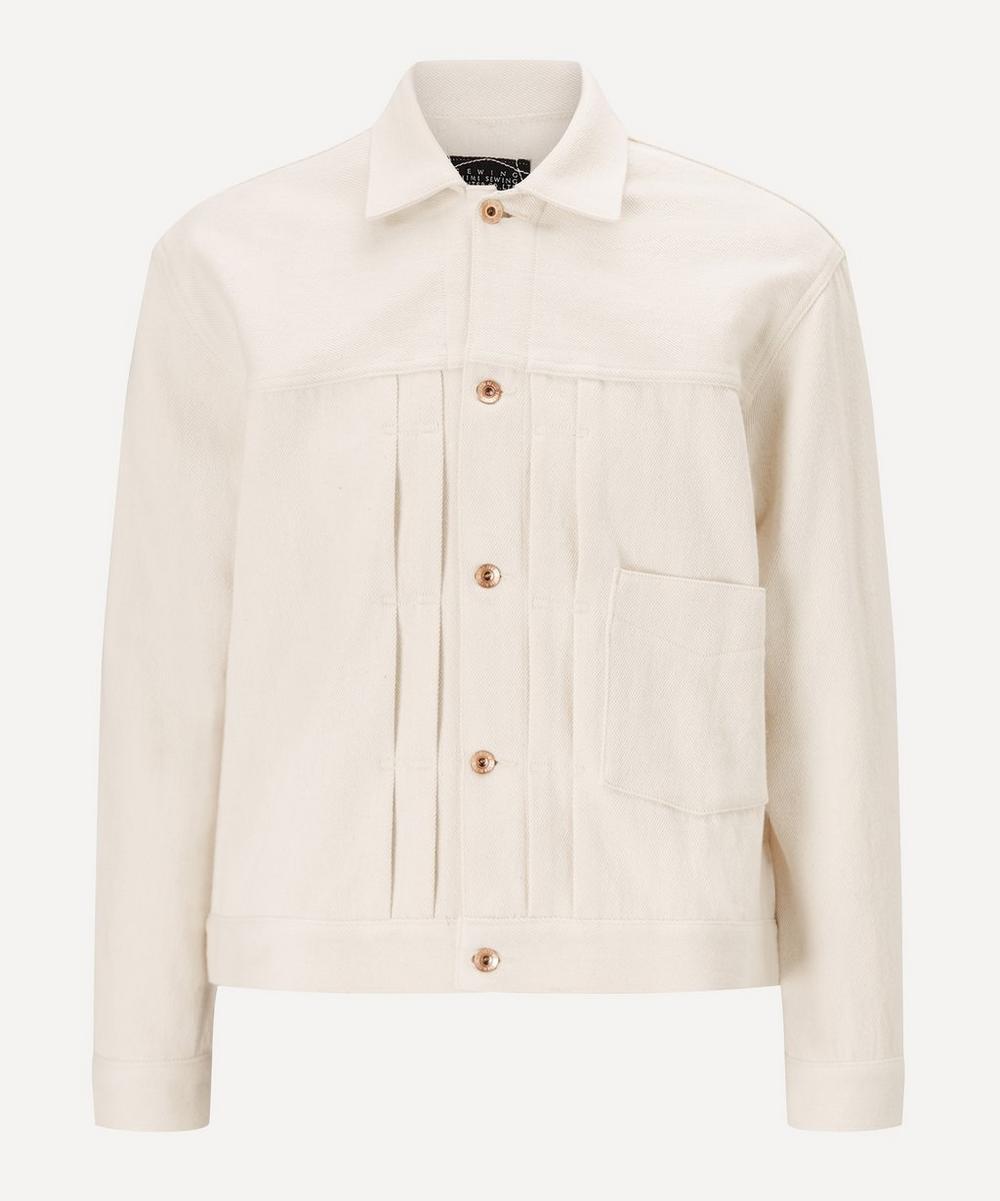Kuro - Loose Denim Jacket