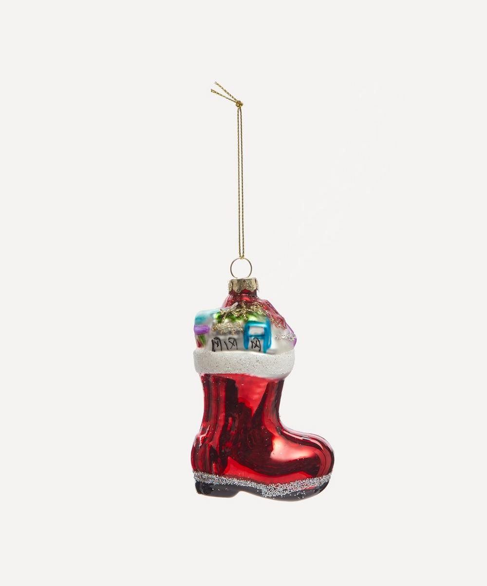 Unspecified - Christmas Stocking Hanging Decoration