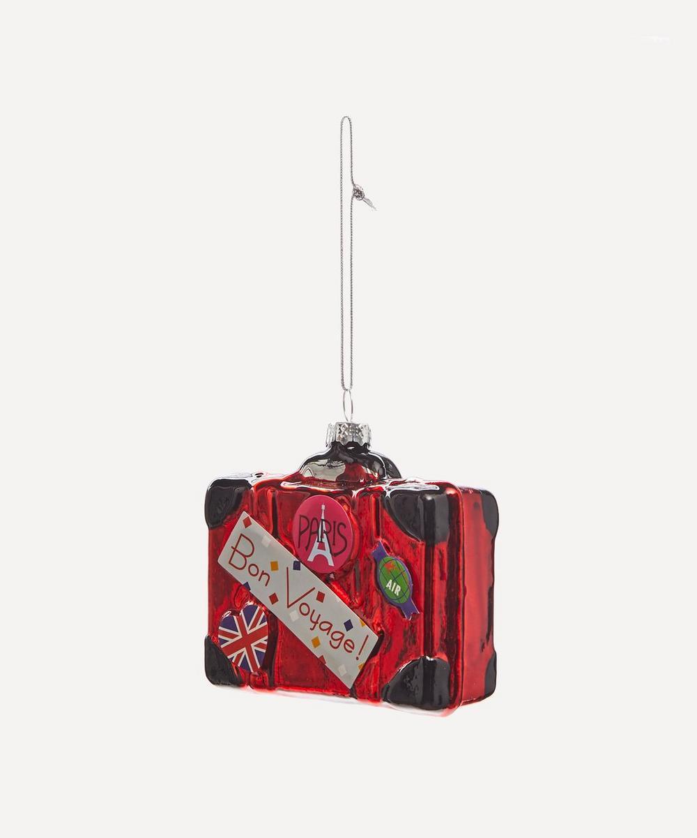 Unspecified - Bon Voyage Suitcase Decoration