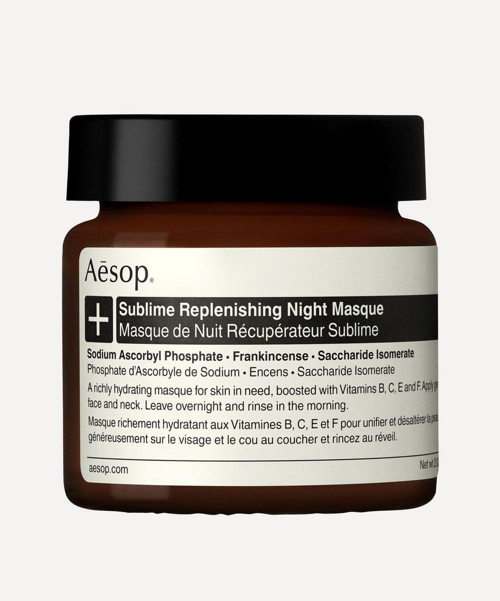 Aesop - Sublime Replenishing Night Masque 60ml