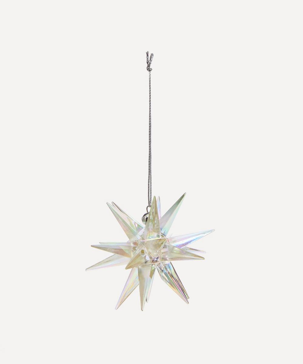 Unspecified - Starburst Hanging Decoration
