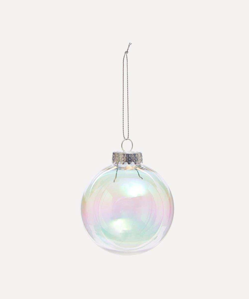 Unspecified - Iridescent Glastic Ball