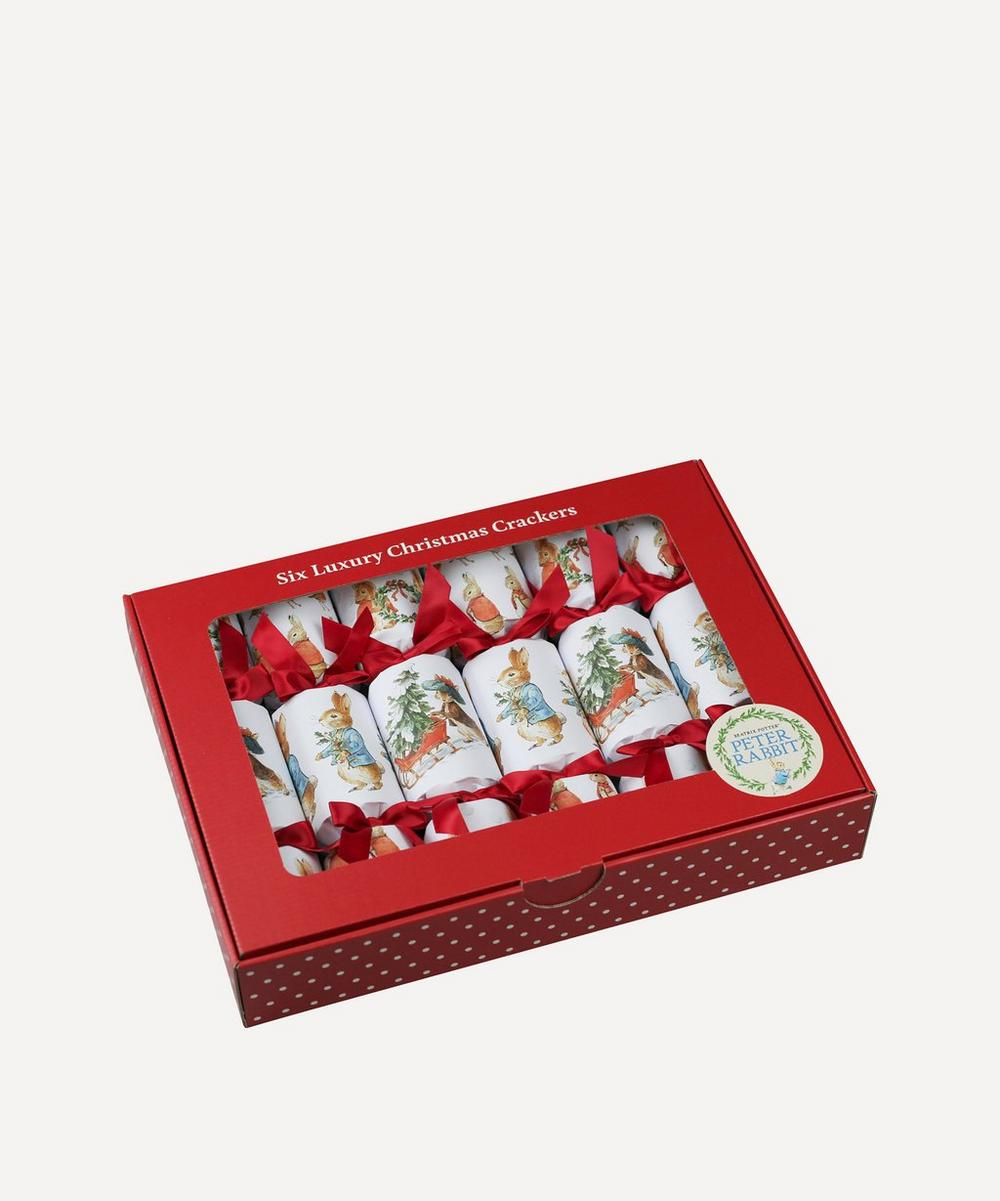 Unspecified - Peter Rabbit Christmas Crackers Set of 6