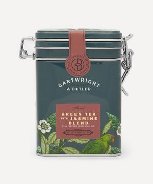 Green Tea with Jasmine Blend Loose Leaf Tea Caddy 70g