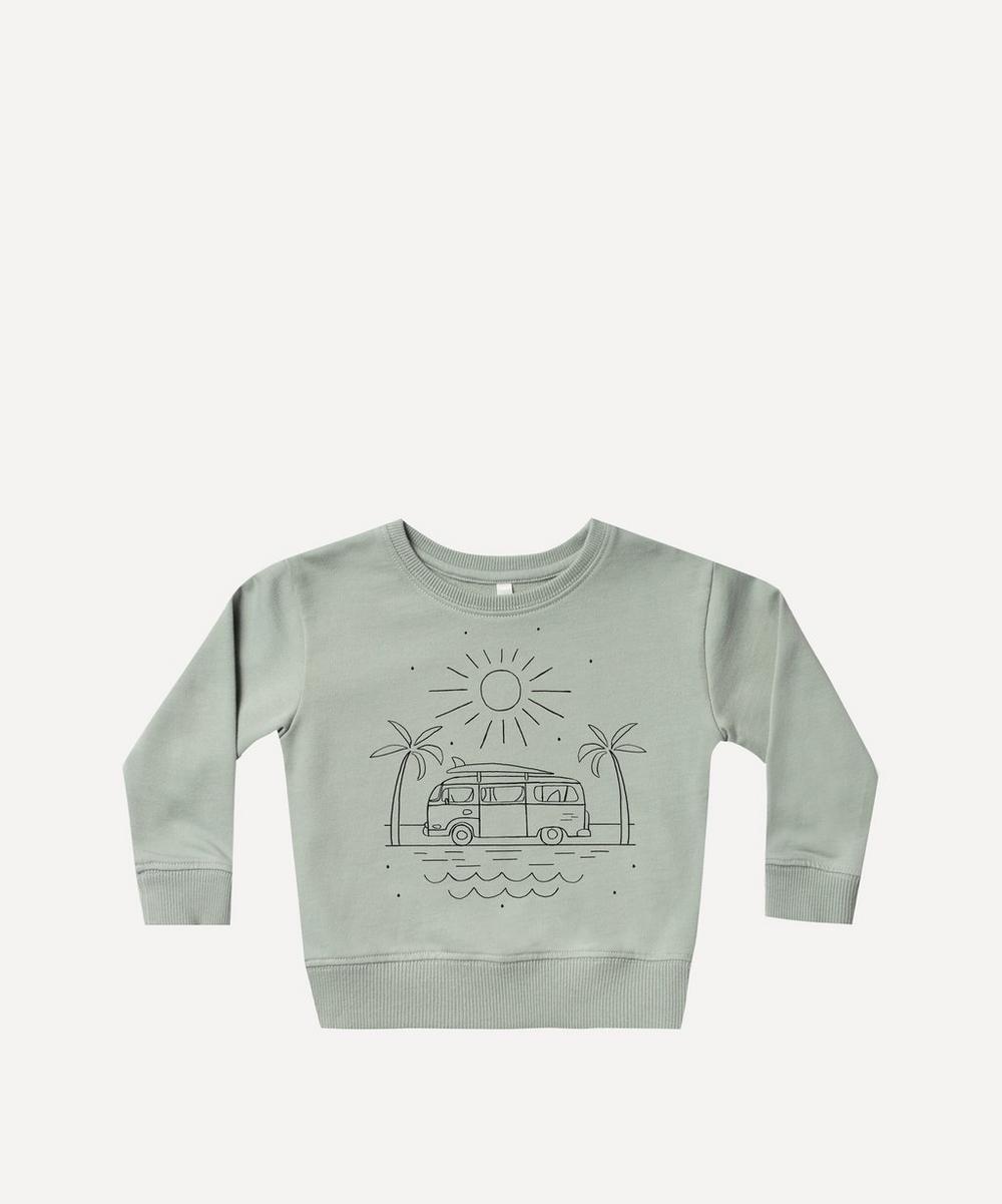 Rylee + Cru - Coast Sweatshirt 0-24 Months