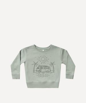 Coast Sweatshirt 0-24 Months