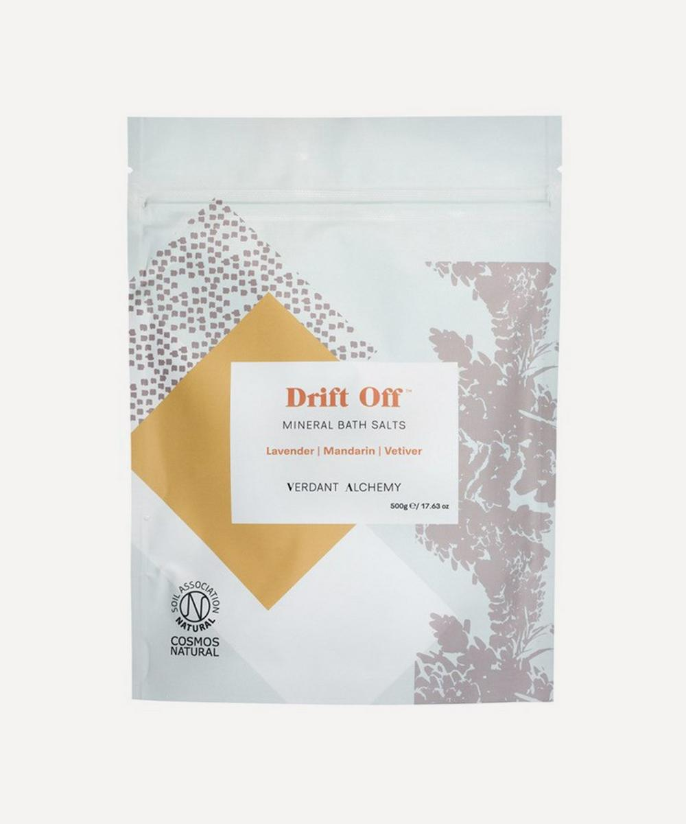 Verdant Alchemy - Drift Off Bath Salts 500g