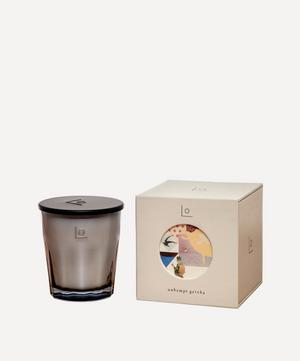 Unkempt Geisha Scented Candle 220g