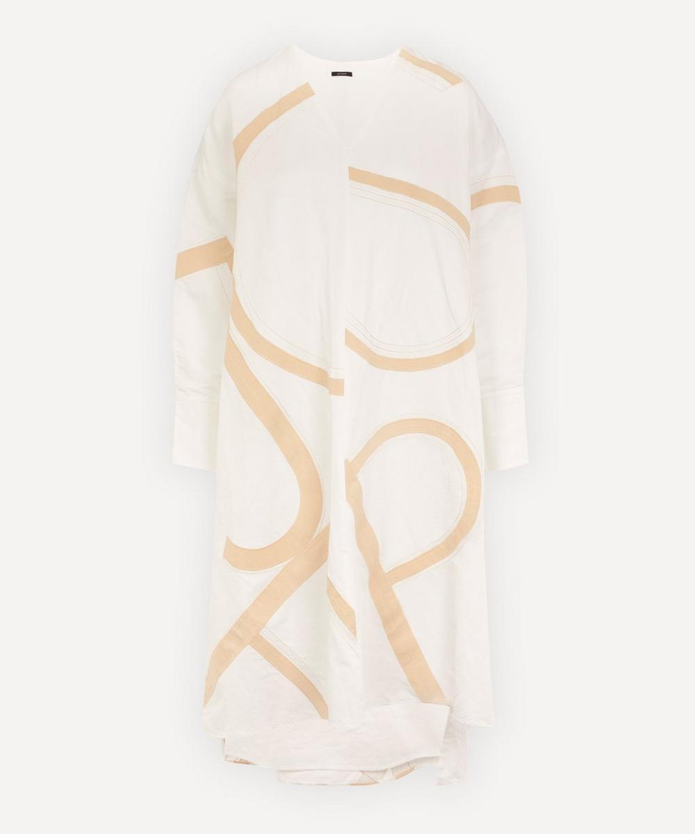 Joseph - Dalamo Poplin Blanket Dress