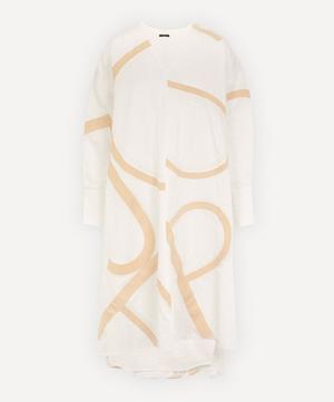 Dalamo Poplin Blanket Dress