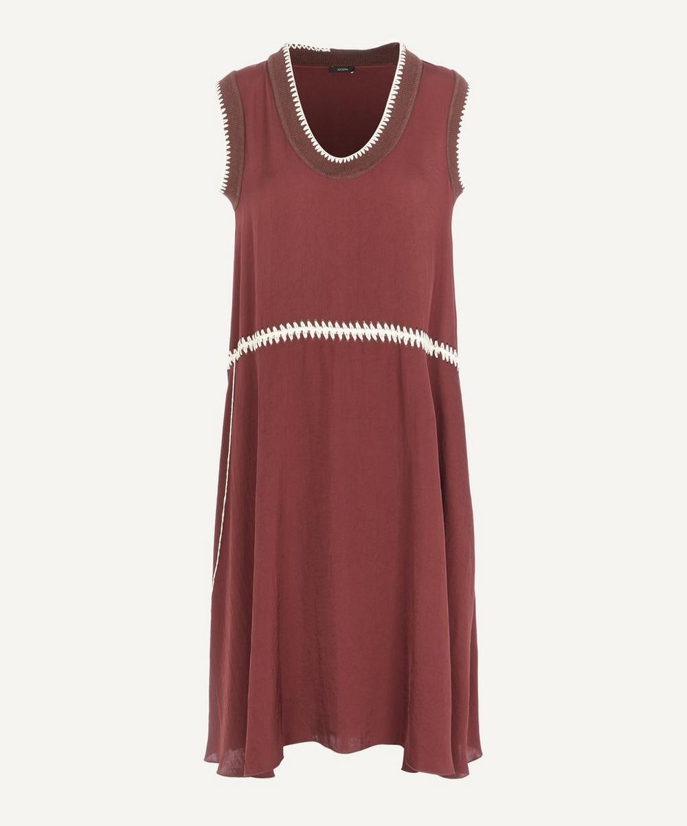 Joseph - Darcy Whip Stitch Midi-Dress