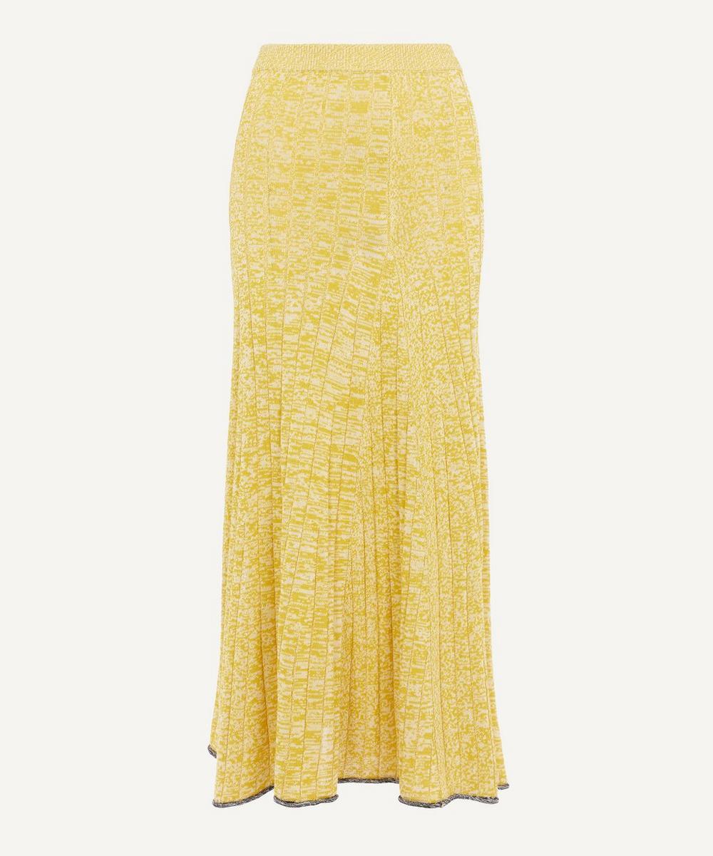 Joseph - Sally Cotton Rib Skirt