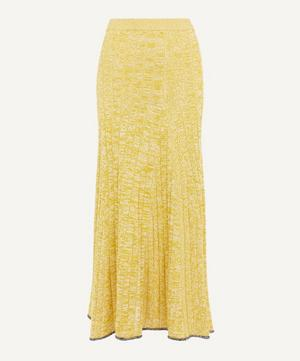 Sally Cotton Rib Skirt