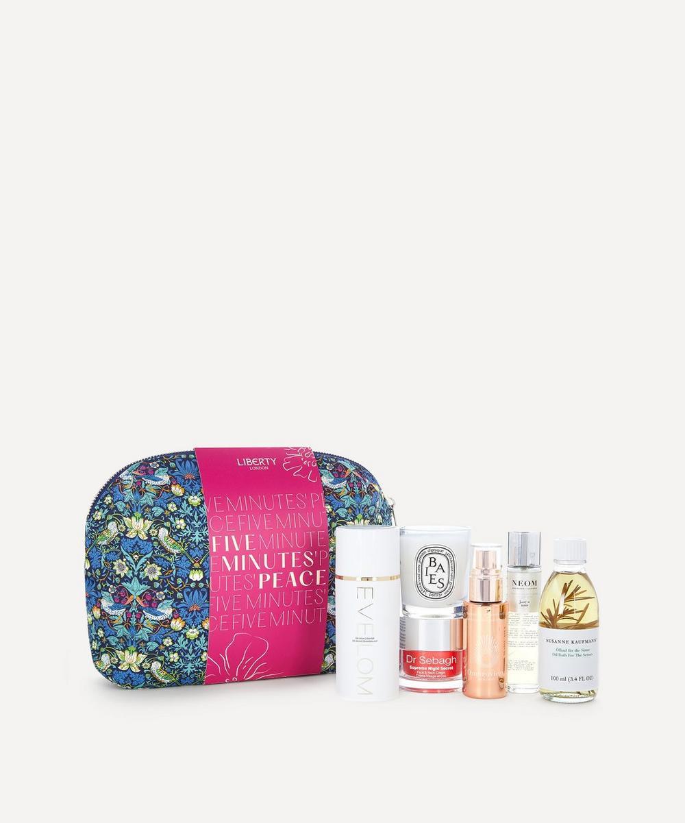 Liberty London - Five Minutes' Peace Beauty Kit