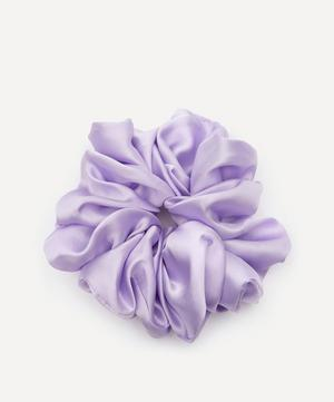 Cyndi Satin Scrunchie