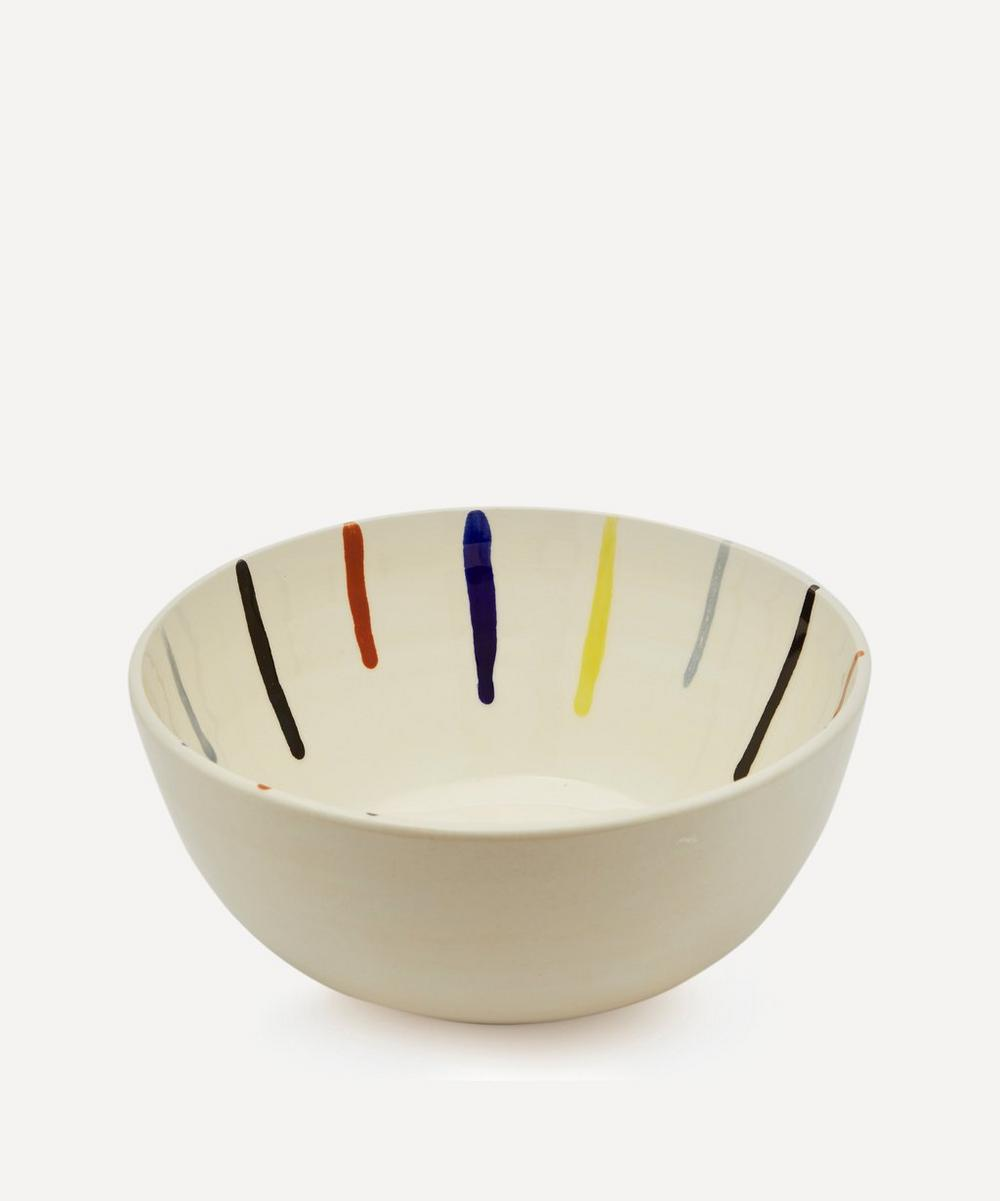 Datcha - Drops Salad Terracotta Bowl