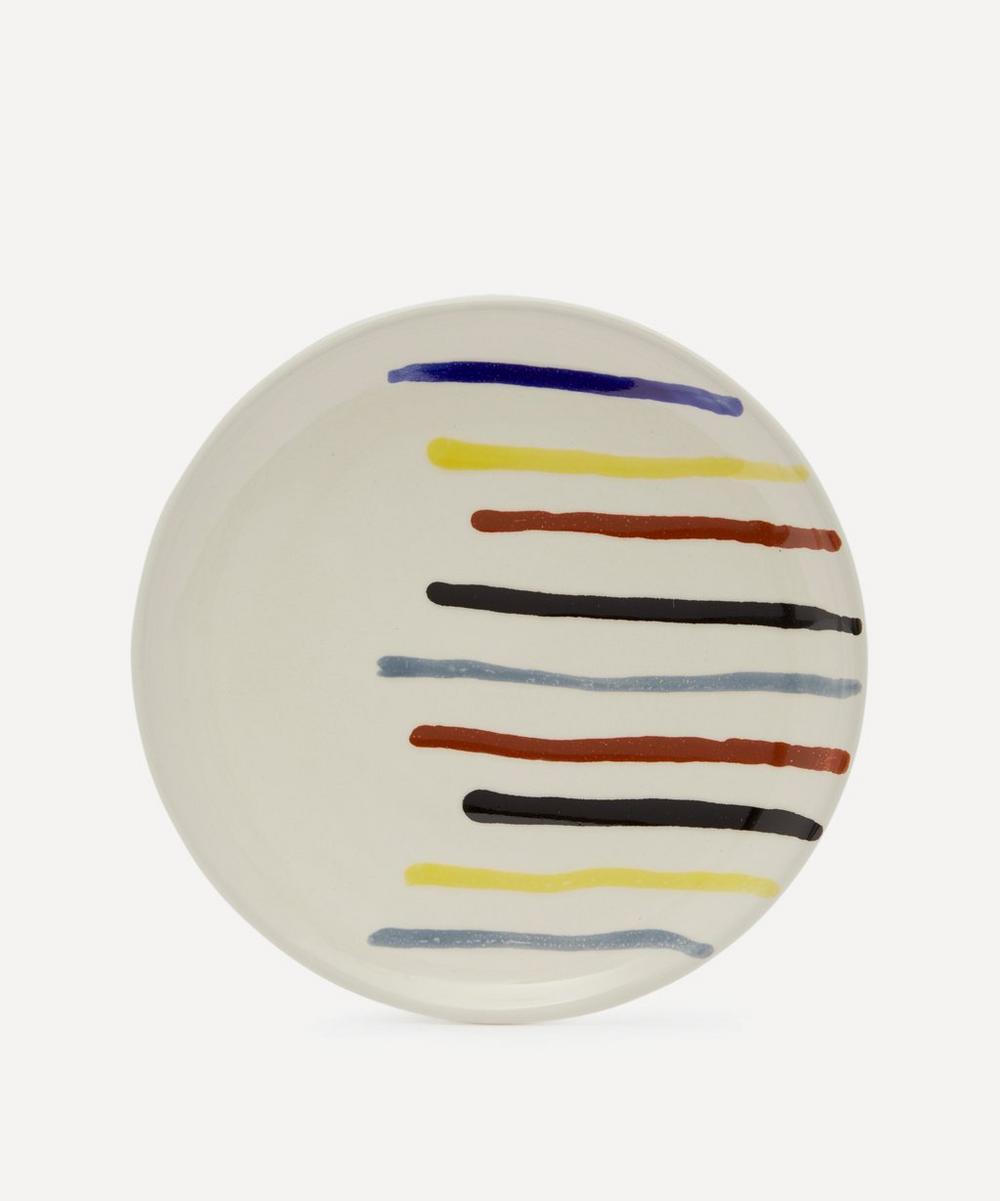 Datcha - Drops Terracotta Plate