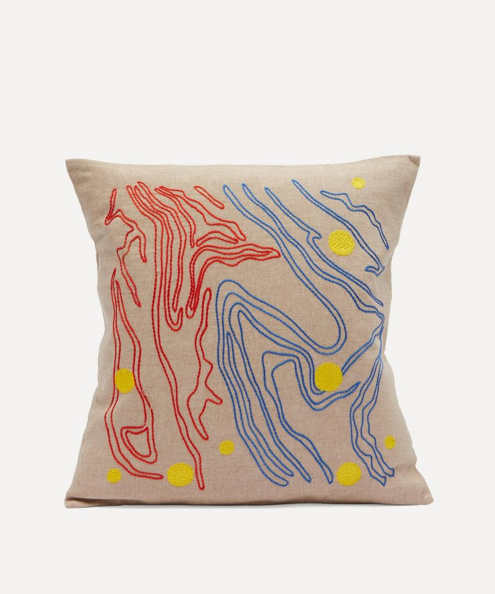 LAÏTE works - Marbre Cushion